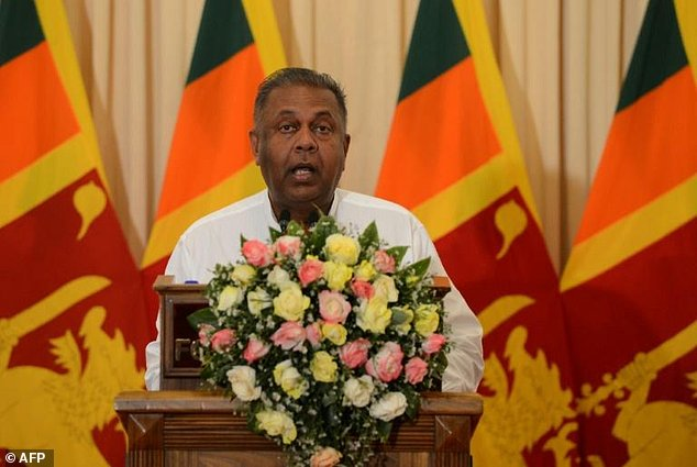 Sri Lanka's Foreign Minister Mangala Samaraweera said a deputy ambassador posted to Brazil and two staffers sent to Germany were among those suspected of murders and war crimes
