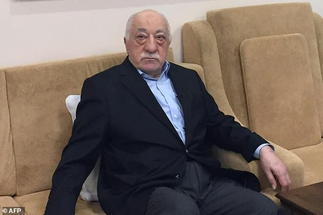 Turkey has blamed the failed coup on supporters of cleric and regime opponent Fethullah Gulen, seen here at his home in Pennsylvania