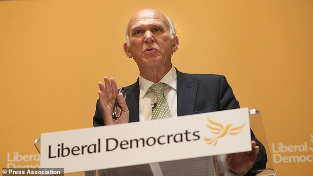 Image result for vince cable in chester