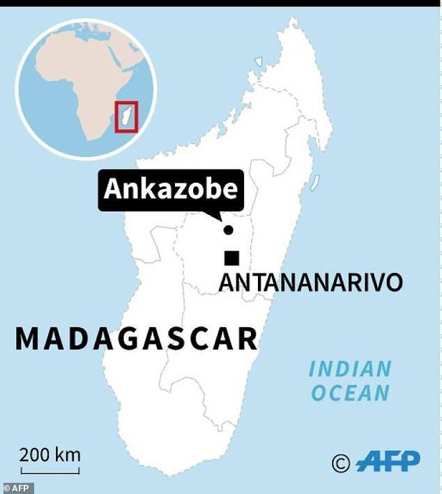 Madagascar bus crash