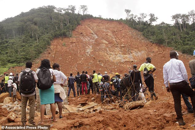 Image result for Rihanna Donates to Sierra Leone Flood Aid