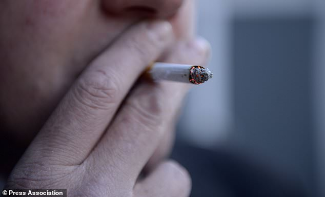 Stopping smoking, attending to diet and cutting down on alcohol are still the best primary steps to take (Jonathan Brady/PA)