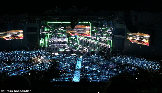 Microsoft is building a Netflix-style streaming service for video games that promises to bring 'console-quality gaming to any device'. The firm also announced50 new games to fans during its E3 presentation – a new record for the Redmond-based company
