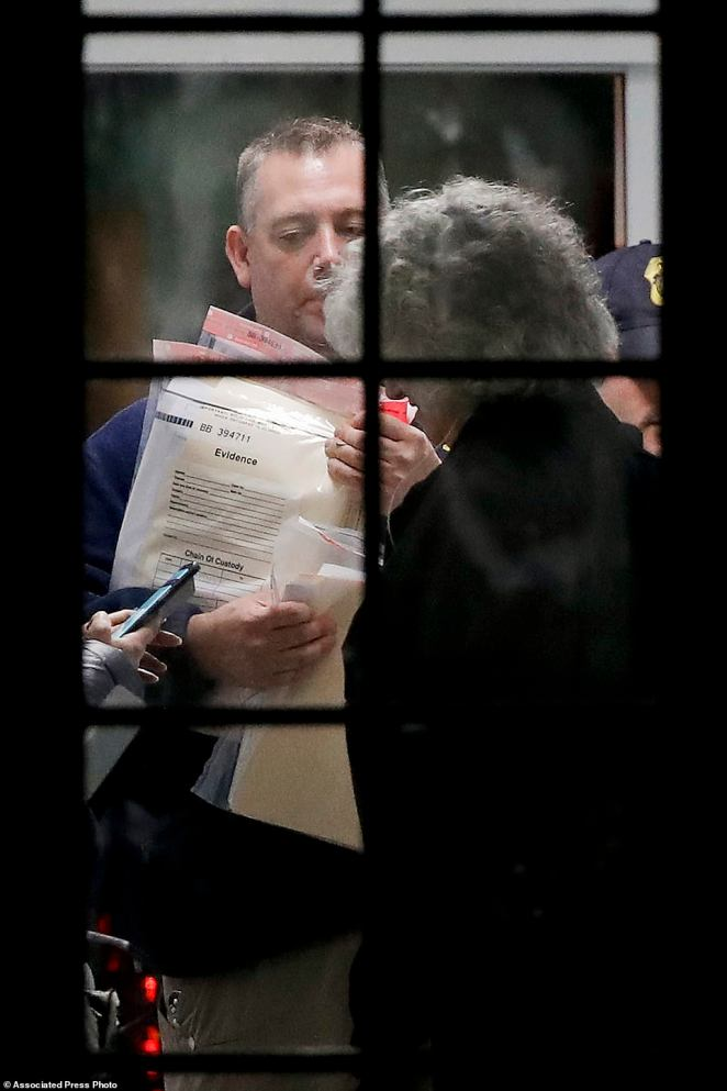 Private companies that mislead consumers, clients and potential investors could face lawsuits or criminal liability. Federal agents gather documents for evidence during a raid on Gosman's Dock in Montauk, N.Y, in December 2017