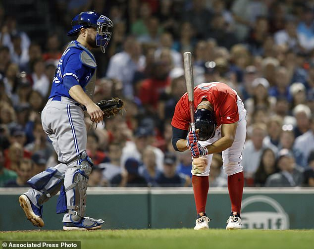 wire 3643992 1531538693 465 634x503 - Blue Jays win 13-7, snap Red Sox win streak at 10 games