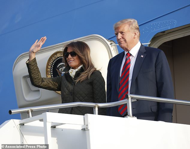wire 3644766 1531543741 268 634x496 - Trump back in Scotland ahead of Putin talks