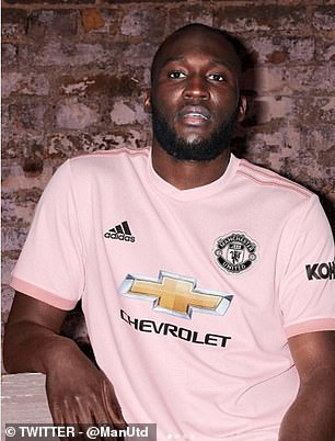 Manchester United officially launch pink away kit for 2018-19 in tribute to local newspaper