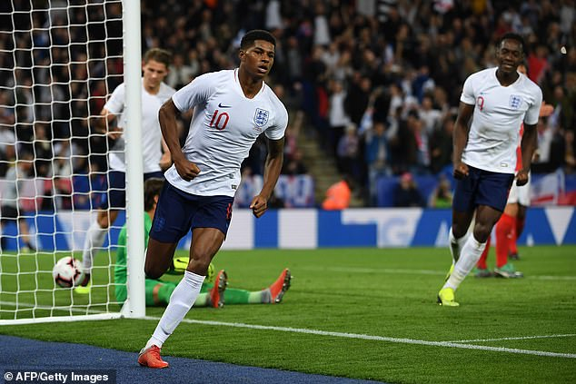 The 20-year-old impressed for England as pundits questioned how Mourinho has used him