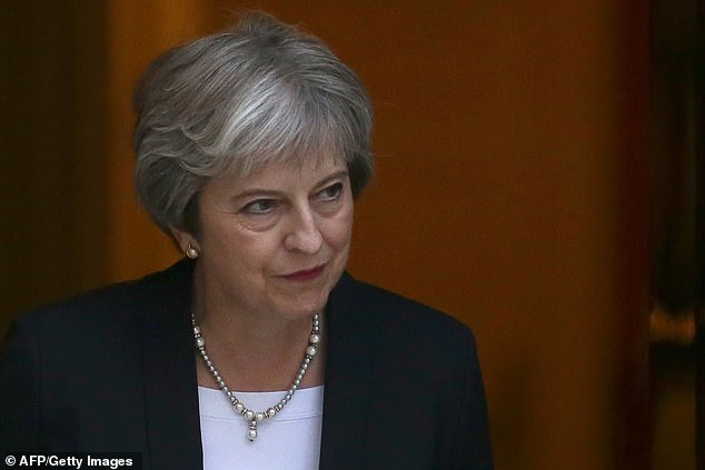 Theresa May, pictured yesterday, will launch an assault on politicians who look down on residents living in council houses.Her remarks at a housing conference will be seen as a bid to steal Labour's clothes and boost her credentials as a campaigner for social justice