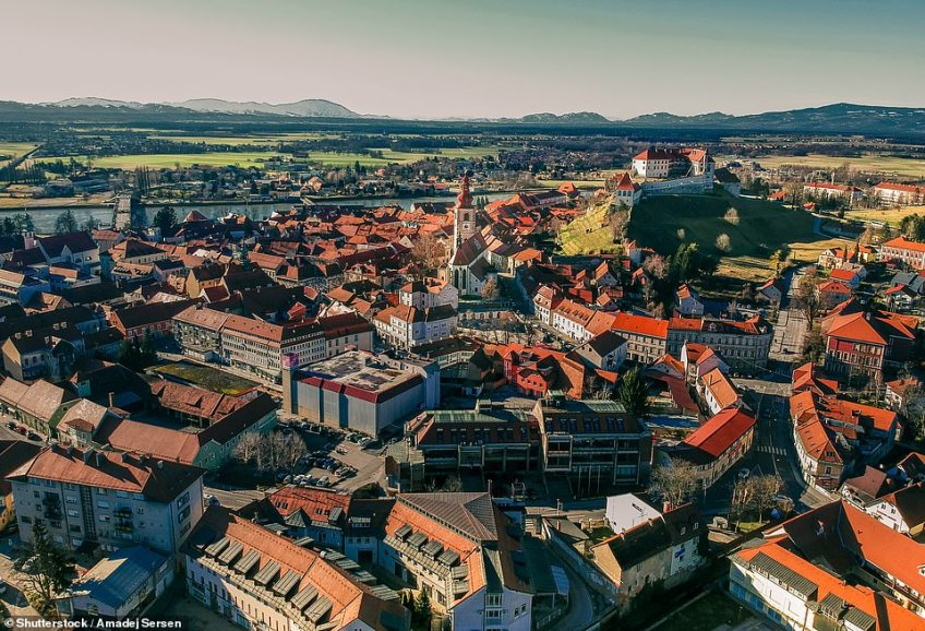 You say Put-ooj, I say P-too-ee: The city of Ptuj has been revealed as the world's hardest city for British holidaymakers to pronounce