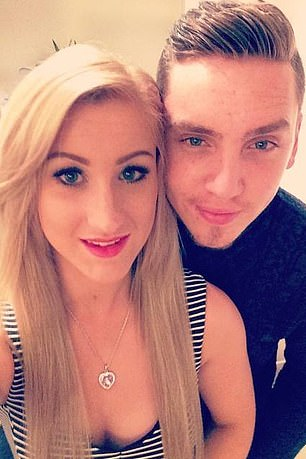 Alice Brooks (with boyfriend Michael Jeffries) collapsed and later died four days after she ordered ginger chicken noodles with tofu at the high street restaurant in Uxbridge in 2014