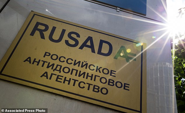 The World Anti-Doping Agency is due to vote Thursday Sept. 20, 2018, on possible reinstatement of Russia's anti-doping agency, RUSADA, but opponents feel Russia can't be trusted to reform without first accepting more of the blame