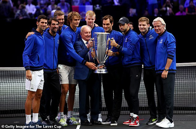 Zverev Completes Laver Cup Comeback Win For Europe