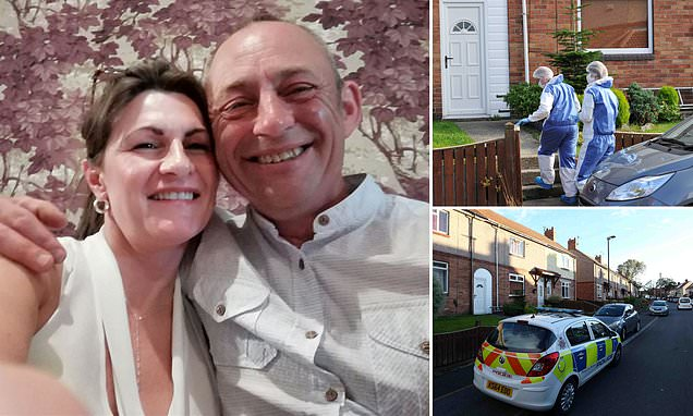 Bricklayer Husband 53 Found Dead With Care Worker Wife