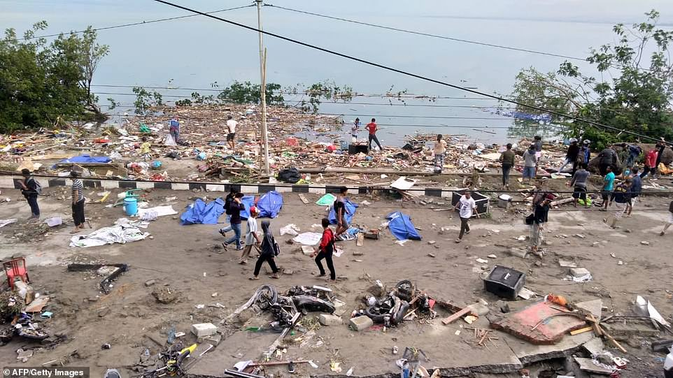 Image Result For Tsunami Palu