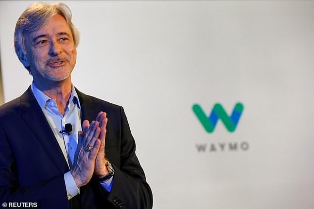Not long after a self-driving Uber accident, John Krafcik, CEO of Waymo (pictured), said the incident did not happen with his company's technology