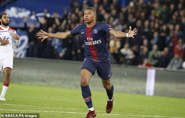 Kylian Mbappe is the stand-out name as the 10-man shortlist for the U21 Ballon d'Or came out