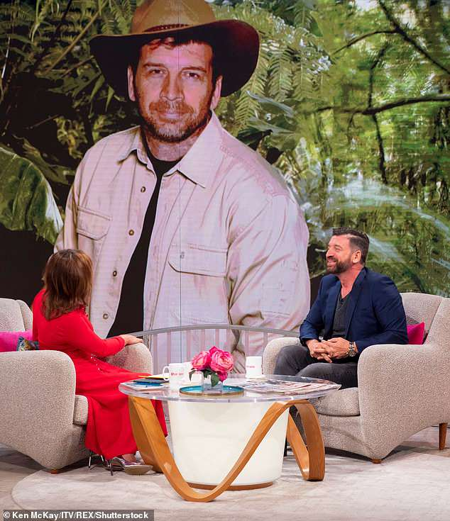 Big reveal: Nick Knowles is the first celebrity to be signed up for the most expensive series