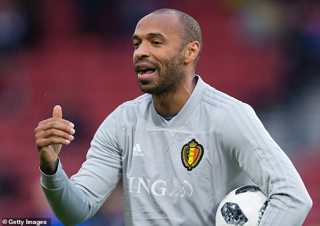 Thierry Henry turned down the managerial vacancy at Aston Villa to accept Monaco job