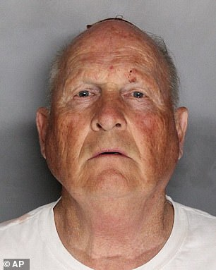 Joseph James DeAngelo. Police say DeAngelo is a suspected California serial killer known as the Golden State Killer who committed at least 13 homicides and 45 rapes throughout the state in the 1970s and '80s.