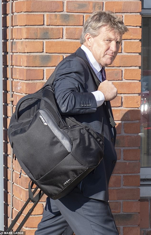 Consultant urologist Paul Miller (above) linked to ten deaths continued to practise for six years because hospital chiefs ignored up to 40 warnings about him, an inquest heard