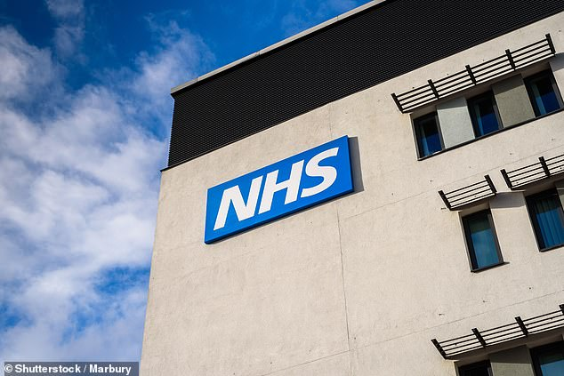 NHS hospitals are under 'relentless pressure', experts say, and the health service as a whole has not hit its target of treating 92 per cent of patients within 18 weeks since the beginning of 2016 (stock image)