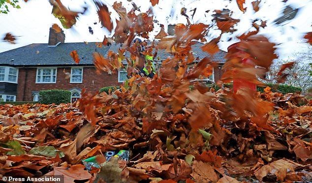 Hunderte von Häusern sind ohne Strom im Südwesten Englands (PA) geblieben