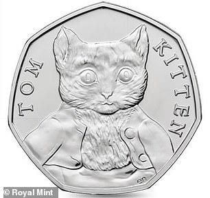paddington bear 50p coins # 43