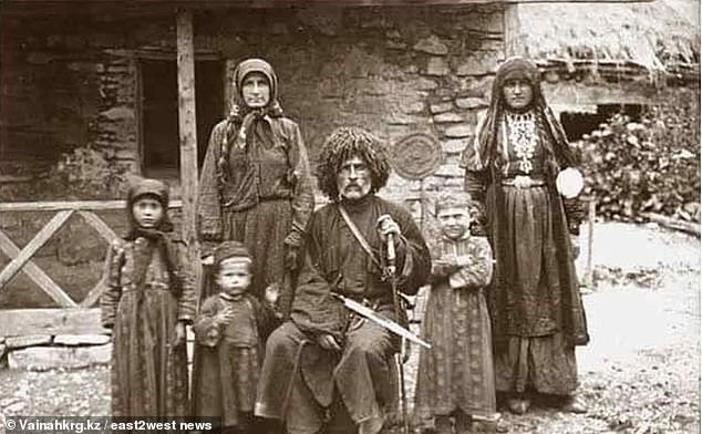 Deportation of Chechen nation - Chechens in exile in Kazakhstan