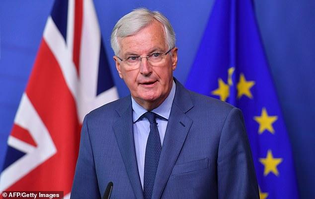Michel Barnier pourrait proposer un accord au Royaume-Uni lundi après accord de son équipe de négociation
