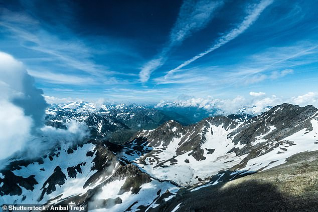 The Pyrenees is a striking mountain range and offers great value skiiing