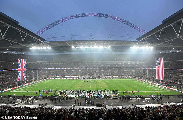 The NFL returned to Wembley once again for the first of three matches in the UK this season