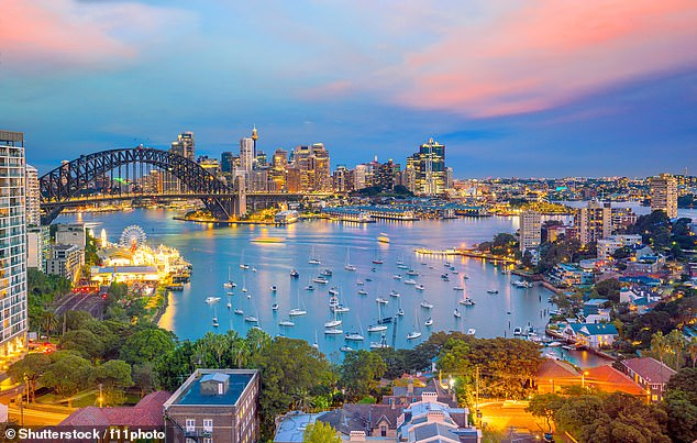 Retired expats: State pensions are frozen when you first retire or move abroad if you decide to live in certain countries, such  Australia, but not in others