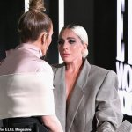 Lady Gaga gets Emotional at the Women In Hollywood Awards
