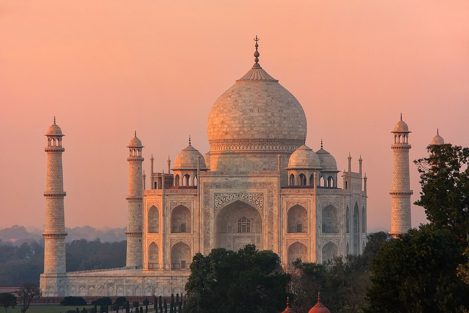 In the first leg of the wonders and wellness trip, guests enjoy a trip to the Taj Mahal, where they will be treated to private, expertly guided 'after hours' sunrise and sunset tours, before and after the throngs of tourists have departed