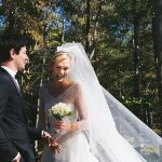 Karlie Kloss and Joshua Kushner tie the knot
