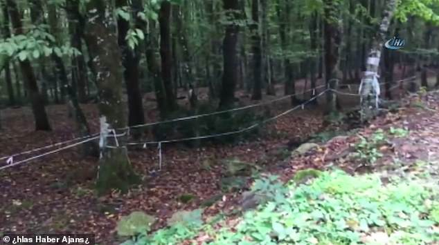 Turkish police had searched a forest on Istanbul's outskirts and a city near the Sea of Marmara for Khashoggi's remains