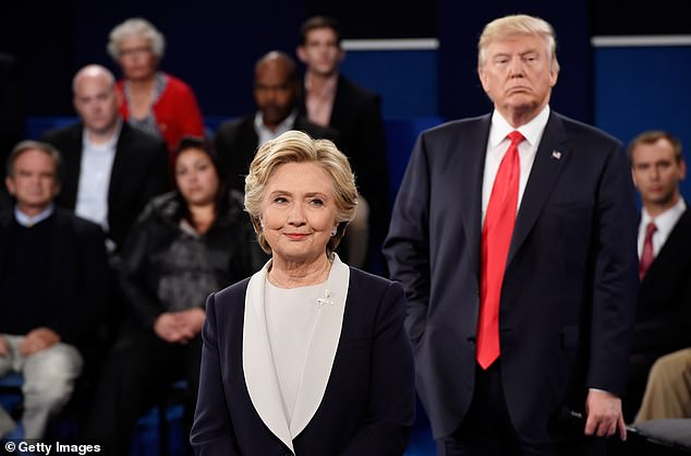 Researchers gave the University of Arizona students a psychological assessment at the time of President Trump's inauguration, a few months after winning the election for Hillary Clinton. The researchers found that some stress outcomes were comparable to those of the seven-month follow-up of school shooters