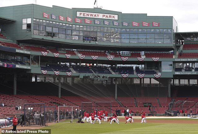 Red Sox Players Batting