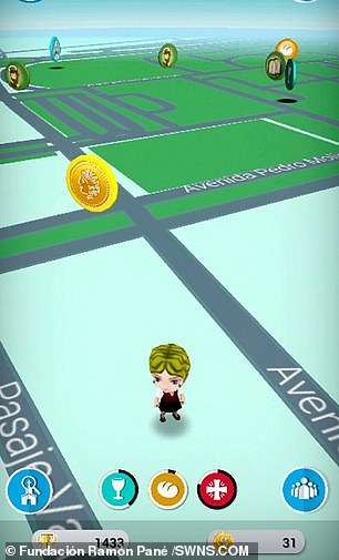The game is said to be very closely modeled on Pokemon Go which achieved massive commercial success