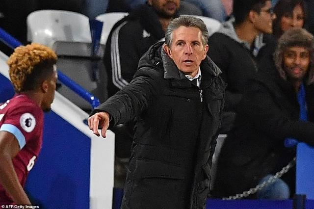 Claude Puel bravely opted to shuffle his pack for the visit of West Ham as he continues to combat pressure to keep his job