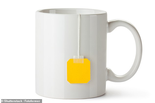 On Monday night, Food Unpacked experts on Channel 4 revealed that tea in a cup tastes better for us because our brains are trained to be nicer than a cardboard cup (picture photo).