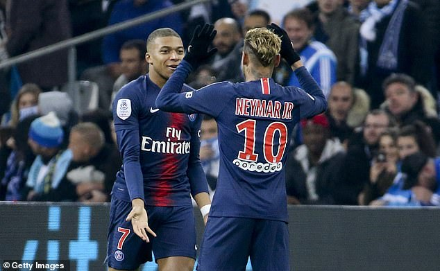 Neymar said Mbappe needed to learn to 'respect the schedules' of PSG team meetings