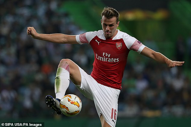 Rob Holding was the last British player to be signed by Arsenal out of Bolton in 2016 for £ 2.5m