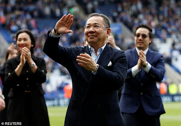 Leicester chairman Vichai Srivaddhanaprabha was killed on Saturday in an accident under five