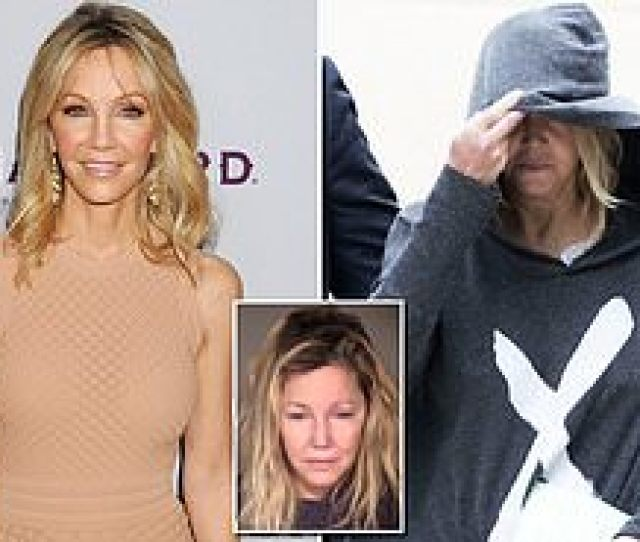Heather Locklear Being Sued By Emt Who Was Attacked By The