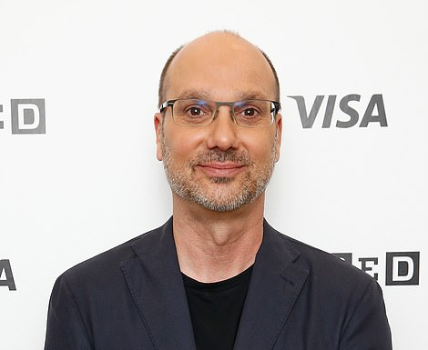 Google employees around the world protested against the company's protest against the maker of Android software for mobile software, Andy Rubin (pictured in New York in June), who is accused of sexual assault