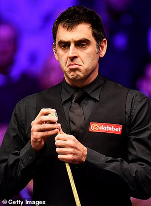 Quite the (rumored) line-up! Snooker legend Ronnie O'Sullivan and EastEnders star Danny Dyer could be jetting over to Oz