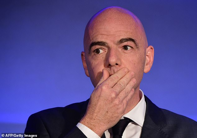 Infantino tried to outmaneuver his own investigators by setting up meetings between lawyers