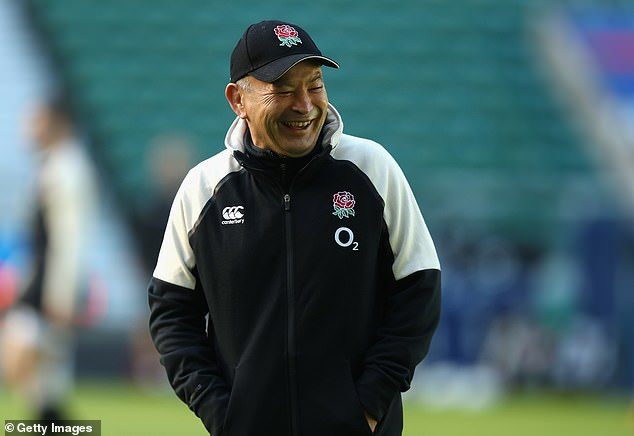 Everyone writes off England's lightweight, but Eddie Jones will use that as motivation